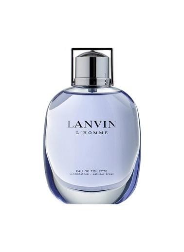 Lanvin L'Homme 100Ml Edt Erkek Parfüm Renksiz